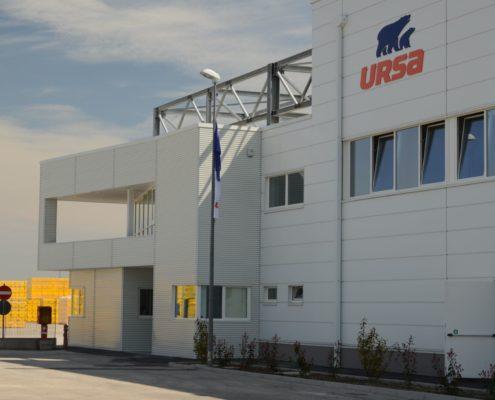 Stabilimento URSA - Studio ingegneria Archliving