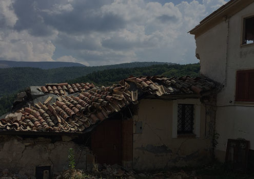 Sisma centro Italia